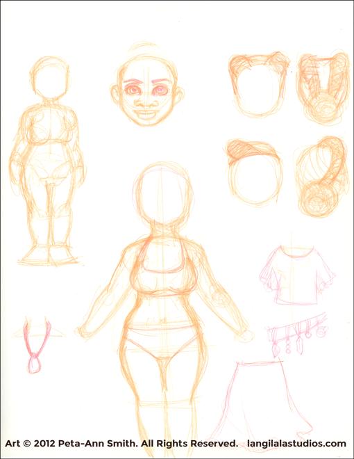 sketches-minona